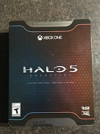 Halo 5 guardians limited edition Calgary, T3N