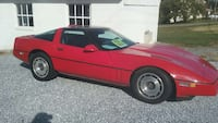 red coupe Middletown, 21769