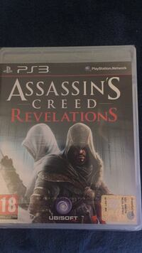 Custodia Assassin's Creed Unity per Sony PS3 Милан, 20147