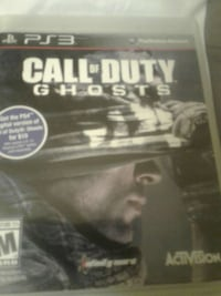 call of duty ghosts ps3 game Westminster, 92683