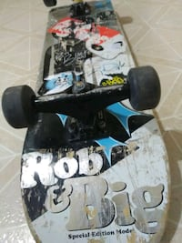 Rob and Big Special Edition Skateboard League City