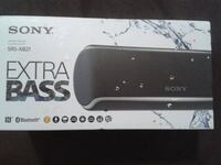 SONY SRS-XB 21 SPEAKER NEW OPEN BOX color black