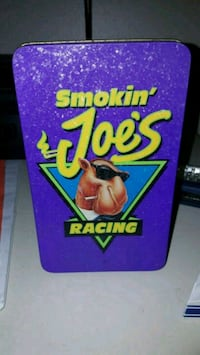Joe Camel collectible tin Puyallup, 98371