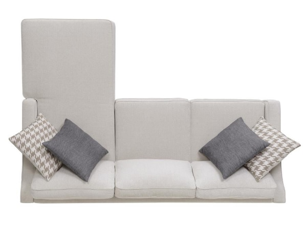 **SALE**NEW Reversible Sectional & FREE Storage Ottoman**2 colors**No Credit Needed**