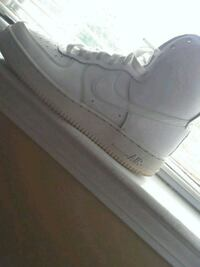 White high top forces  Jacksonville, 32244