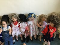 Dozens of dolls Plattsburg, 64477