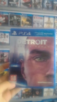 Detroit Become Human PS4 Merkez Mahallesi, 34245