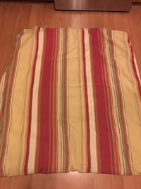 Pottery barn king duvet and curtains Delaware, 43015