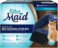 Litter Maid Self-cleaning Litter Box