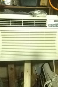 Kenmore a/c remote 25.000 btu.  Used for a few weeks while waiting on new central unit.   Cools the whole house.  1700sq f Guntersville, 35976
