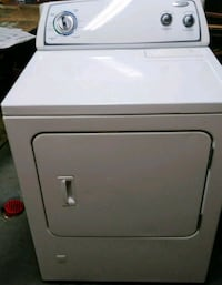 white front-load clothes dryer Barberton, 44203