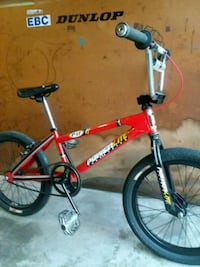 Powerlite P17 bmx bike 235 mi