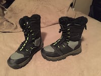 Almost new winter boots Calgary, T2Y 4R3