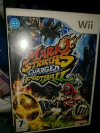 Mario Strikers Charged Football spill Nintendo Wii Oslo kommune, 0986