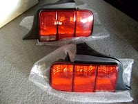 Mustang factory taillights set 2005-2009 Pottstown, 19464