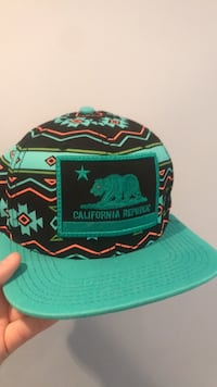 California republic SnapBack