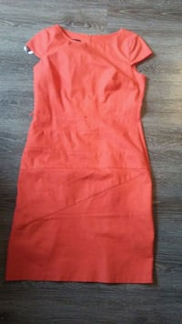 AGB orange dress size 8 Gulfport, 39501
