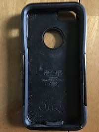 Black otter box iphone case Manchester, 21102