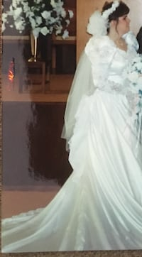 Preserved wedding dress Germantown