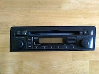 Civic 2001-2003 CD Radio Columbus, 43221