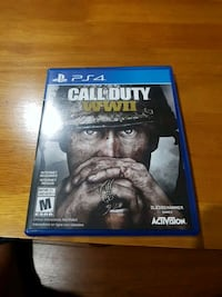 PS4 Call of Duty WWII Toronto, M6N 2A3
