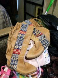 The Best/fav. boots!  These are decorated on sides