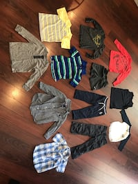 Toddler boys clothing (3T size) Chaps/Nike/Old Navy/Gap/Joe/cp brands Langley, V2Y 0C6