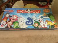 COLLECTOR's EDITION GENERAL MILLS MONOPOLY Cranford, 07016