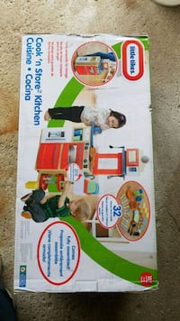 Fisher-Price learning toy box