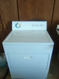 white front-load clothes dryer Redding, 96002