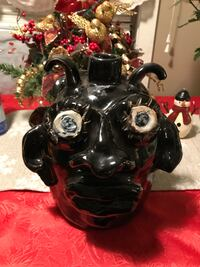 Double Devil Face Jug (Jerry Brown) Acworth, 30102