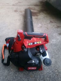 Toro vacuum and leaf blower Surrey, V3V 3N8