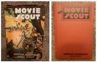 1934 Vtg Norton JONATHAN  Eagle Scout The Movie Scout   First Edition 1934  (ref # bx 5) Newmarket