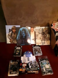 Star Wars collection  Boise