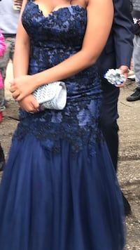 Blue Prom Dress - Size 10 Chicago, 60601