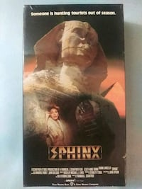 Sphinx vhs