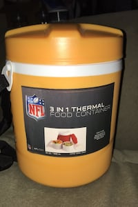 3 in 1 thermal food container Manchester, 03104