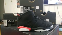 Brand New Jordan 6 infrared toddlers sizes Mississauga, L5A 4A3