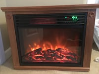 Portable fireplace heater Crofton, 21114