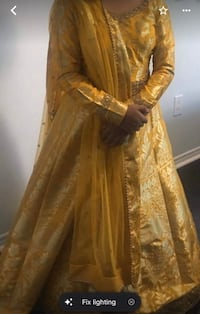 Indian gown indian outfit Brampton, L6Y 4Y1