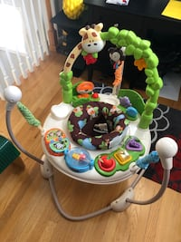Fisher Price Go Wild Jumparoo - Like New! Virginia Beach, 23460