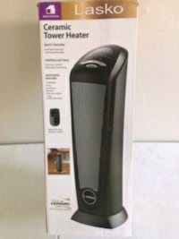 black heater with remote new Jacksonville, 36265