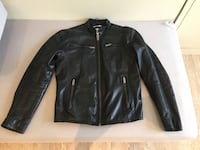 Lederjacke Top Zustand  Leather jacket super condition.