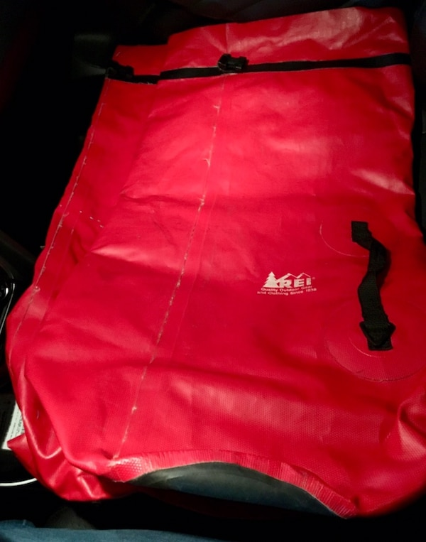 2 REI Large Volume Dry Bags
