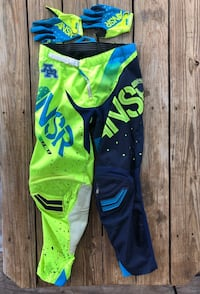 Riding Gear by: ANSR Size 36 Pants & Large Gloves $18.00 Dillsburg, 17019