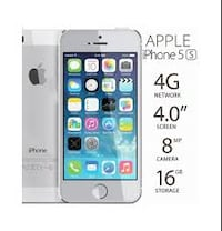 iPhone 5S Unlocked with 30 DAY WARRANTY Los Angeles