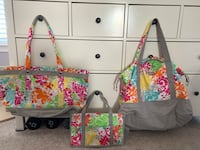 Thirty one beach bags and small tote Winchester, 22601