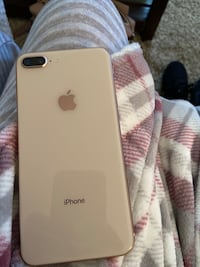 Phone 8+ with wireless air buds and wired earbuds still like new in box away is like new still in box still in box that iPhone is rose gold 64 GB with everything togetherPhone calls it over $1000 asking $400 for everything if interested you can contact me Nicholasville, 40356