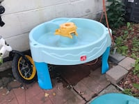 Kids Splash Table  Toronto, M9W 3W7