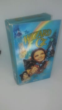 Please read: vhs wizard of oz 50th anniversary Edmonton, T6X 1G7